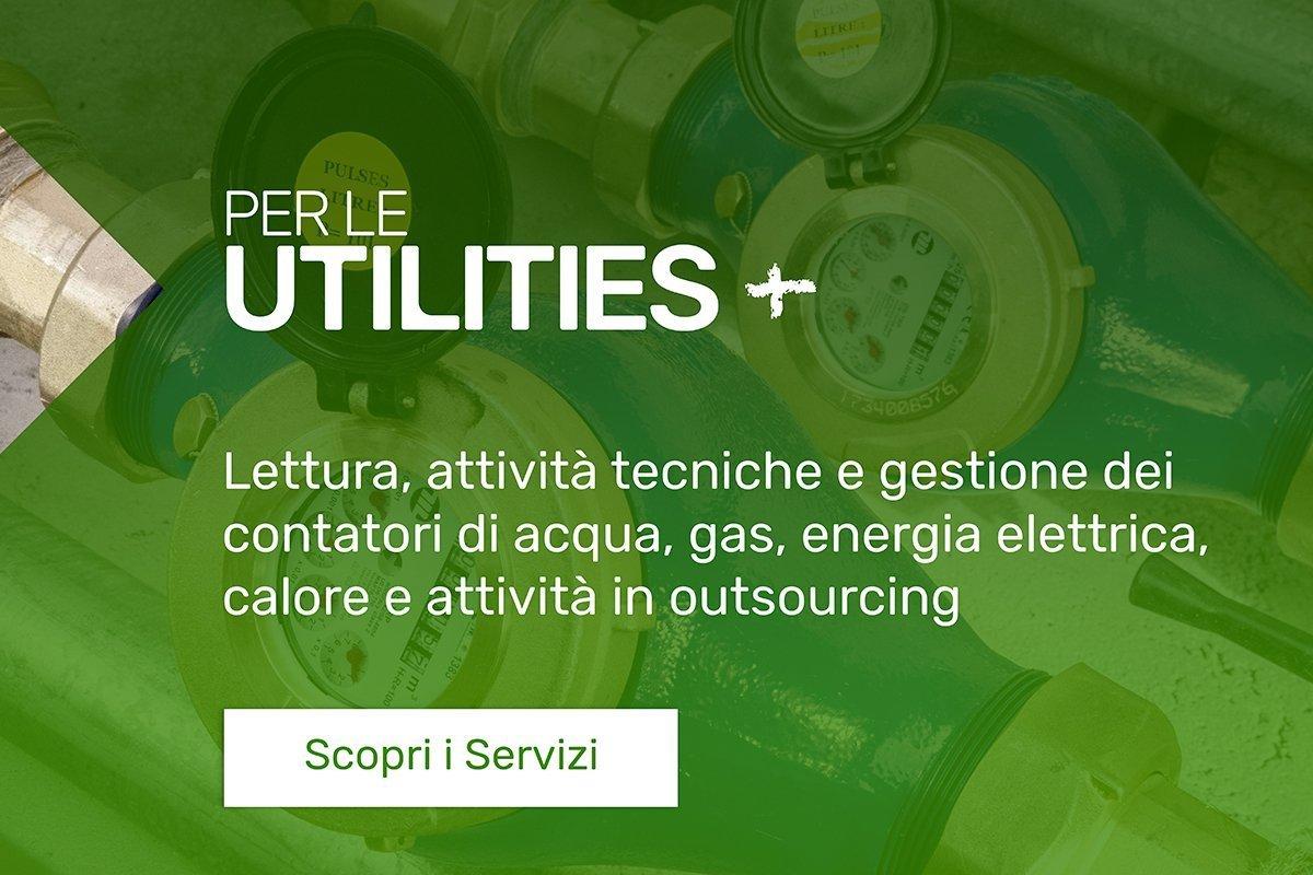 servizi per le utilities